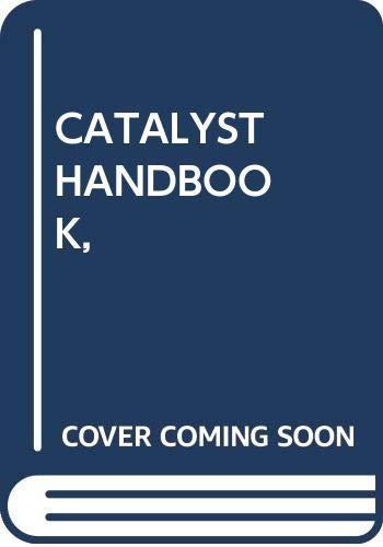 9780387910338: Catalyst Handbook,