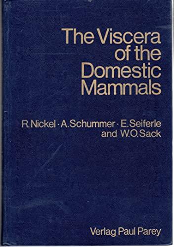Nickel et al: Viscera Domestic, Mammals Rpt: Nickel, R.; Nickel