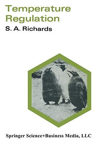 9780387911144: Temperature Regulation (Wykeham Science Series)