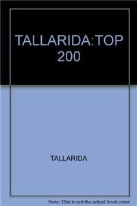 9780387911953: TALLARIDA:TOP 200