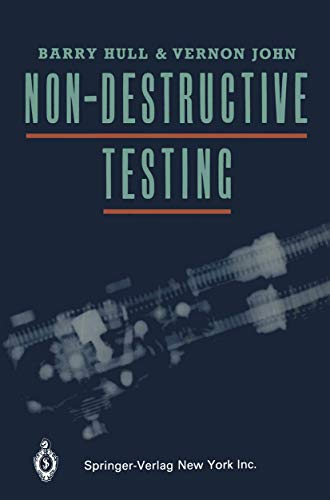 9780387913254: Non-Destructive Testing