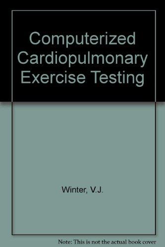 Computerized Cardiopulmonary Exercise Testing: Winter, U. J., K. Wasserman, N. Treese, and H. W. ...