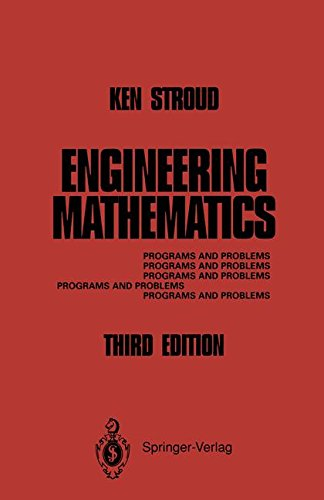 Engineering Mathematics, 3rd Edition: Stroud, Ken