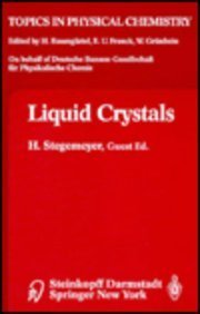 9780387914213: Liquid Crystals (Cism Courses and Lectures)