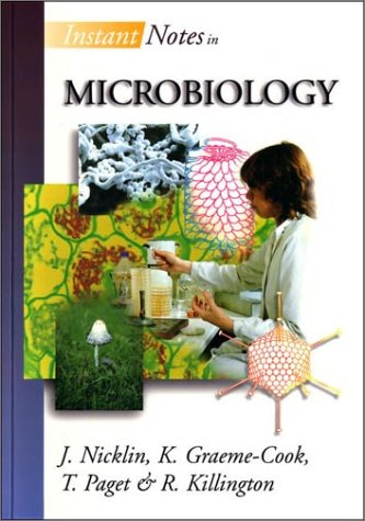 9780387915593: Instant Notes in Microbiology