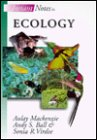 INSTANT NOTES ECOLOGY, (Instant Notes (Taylor &: MACKENZIE