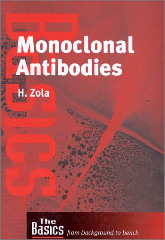 9780387915906: Monoclonal Antibodies (Basics: from Background to Bench)