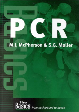 Pcr (Basics: from Background to Bench): M. J. McPherson