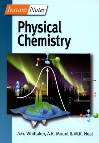 9780387916194: Physical Chemistry (Instant Notes)
