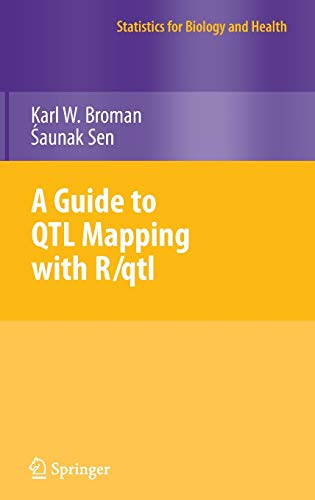 9780387921242: A Guide to QTL Mapping with R/qtl (Statistics for Biology and Health)