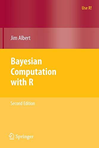 9780387922973: Bayesian Computation with R (Use R!)