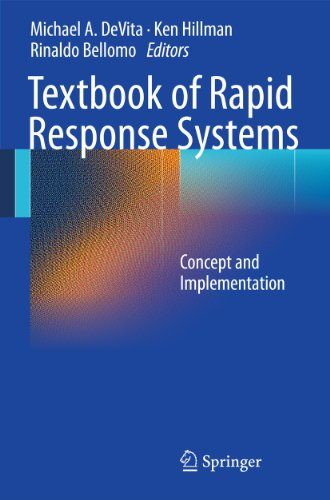 9780387928524: Textbook of Rapid Response Systems: Concept and Implementation