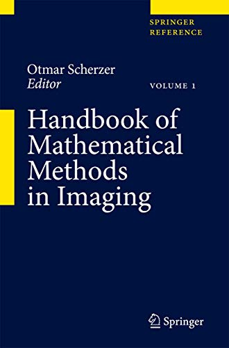 9780387929217: Handbook of Mathematical Methods in Imaging