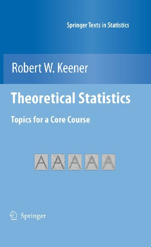 9780387938387: Theoretical Statistics: Topics for a Core Course (Springer Texts in Statistics)