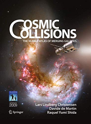 9780387938530: Cosmic Collisions: The Hubble Atlas of Merging Galaxies