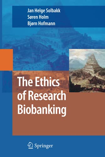 9780387938714: The Ethics of Research Biobanking