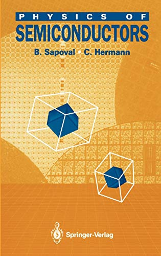 Physics of Semiconductors: Sapoval, B.; Hermann,