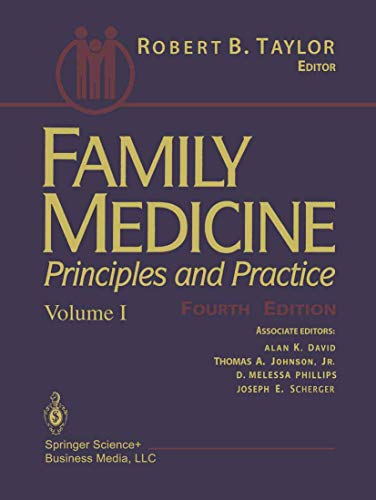 9780387940250: Family Medicine: Principles and Practice