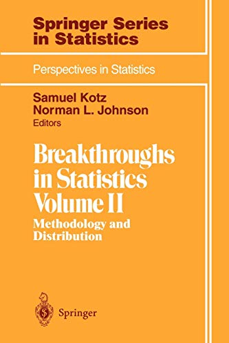9780387940397: Breakthroughs in Statistics: Methodology And Distribution