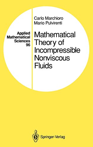 9780387940441: Mathematical Theory of Incompressible Nonviscous Fluids (Applied Mathematical Sciences) (v. 96)