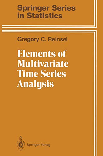 9780387940632: Elements of Multivariate Time Series Analysis (Graduate Texts in Mathematics)