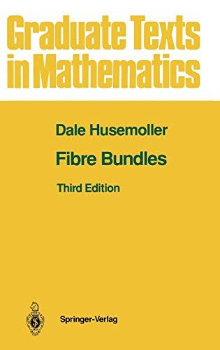 9780387940878: Fibre Bundles (Graduate Texts in Mathematics) (v. 20)