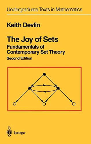 9780387940946: The Joy of Sets: Fundamentals of Contemporary Set Theory