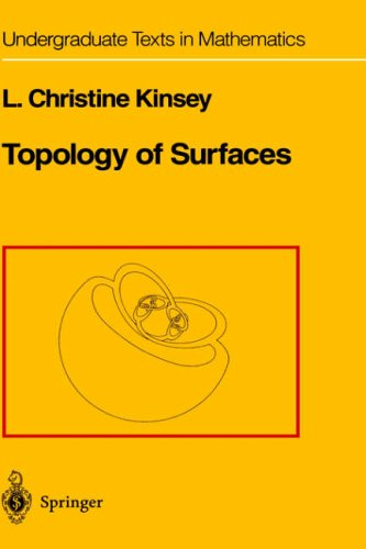 9780387941028: Topology of Surfaces (Undergraduate Texts in Mathematics)