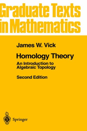 9780387941264: Homology Theory: An Introduction to Algebraic Topology (Graduate Texts in Mathematics) (v. 145)