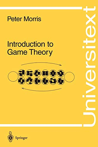 9780387942841: Introduction to Game Theory (Universitext)
