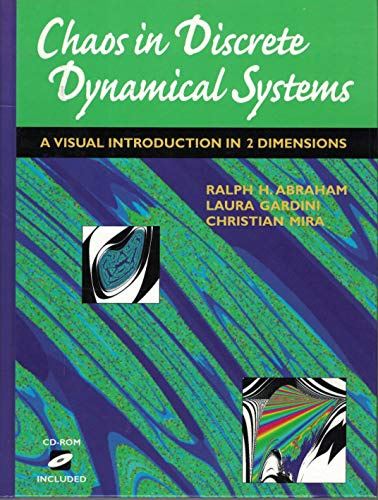 Chaos in Discrete Dynamical Systems - A: ABRAHAM, R., L.