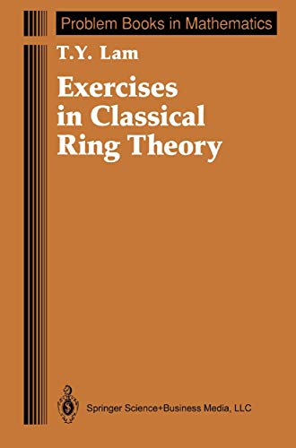 9780387943176: Exercises in Classical Ring Theory (Problem Books in Mathematics)