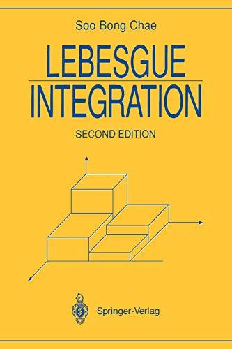 9780387943572: Lebesgue Integration: Universitext