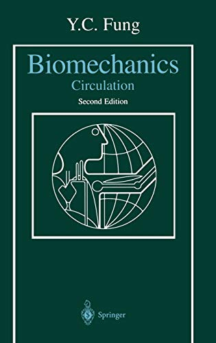 9780387943848: Biomechanics: Circulation (Plant Gene Research: Basic Knowledge)