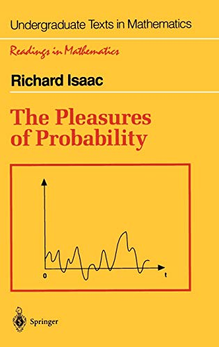 9780387944159: The Pleasures of Probability (Undergraduate Texts in Mathematics / Readings in Mathematics)