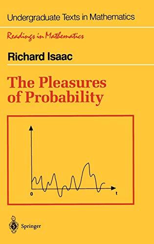9780387944159: The Pleasures of Probability