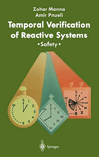 9780387944593: Temporal Verification of Reactive Systems: Safety