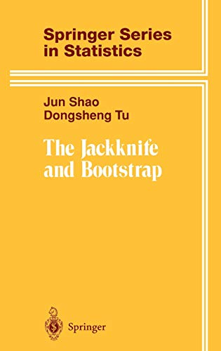 The Jackknife and Bootstrap: Jun Shao