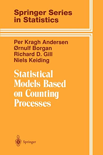 9780387945194: Statistical Models Based on Counting Processes (Springer Series in Statistics)