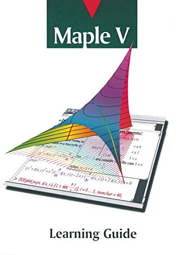 9780387945361 maple v learning guide abebooks k m heal rh abebooks com Letter R Words Tulare Maple Complex Learning