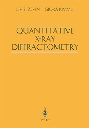 9780387945415: Quantitative X-Ray Diffractometry (Contributions in Political Science)