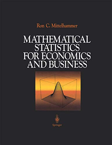9780387945873: Mathematical Statistics for Economics and Business