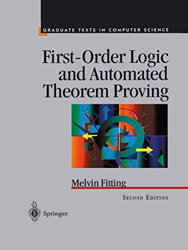 9780387945934: First-Order Logic and Automated Theorem Proving (Texts in Computer Science)