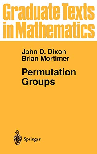 9780387945996: Permutation Groups