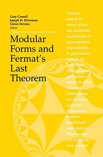 9780387946092: Modular Forms and Fermat's Last Theorem