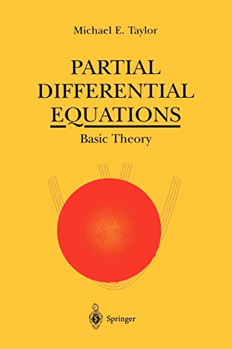 9780387946542: Partial Differential Equations: Basic Theory (Texts in Applied Mathematics)