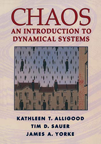 9780387946771: Chaos: An Introduction to Dynamical Systems (Textbooks in Mathematical Sciences)