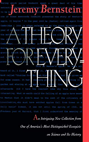 9780387947006: A Theory for Everything (Texts and Monographs in Physics)