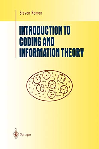 9780387947044: Introduction to Coding and Information Theory (Undergraduate Texts in Mathematics)