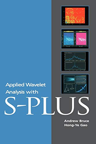 9780387947143: Applied Wavelet Analysis with S-PLUS